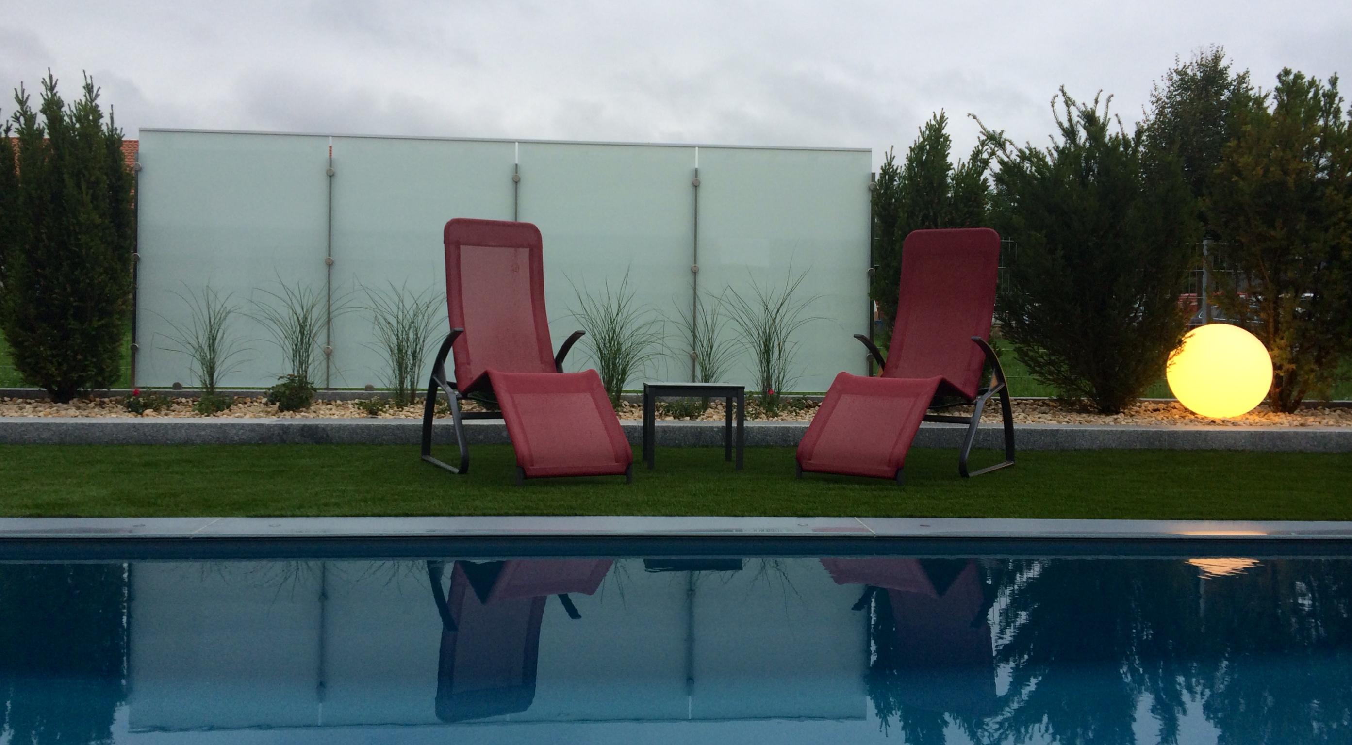 Leidenfrost Poolsystems - Eichendorf